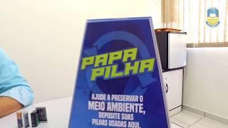 PAPA PILHAS