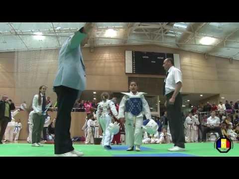 Taekwondo Copa Andorra XI