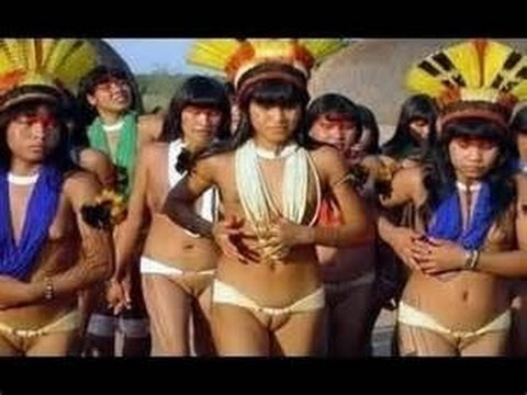 Video Xingu People from the Village of Yawalapiti - An indigenous tribe in the Amazonian Basin of Brazil download in MP3, 3GP, MP4, WEBM, AVI, FLV January 2017
