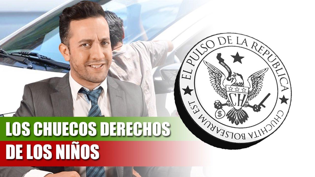 LOS CHUECOS DERECHOS DE LOS NIÑOS – EL PULSO DE LA REPÚBLICA