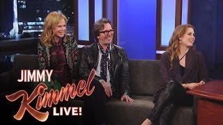 Matt Damon Interviews Gary Oldman, Amy Adams and Nicole Kidman