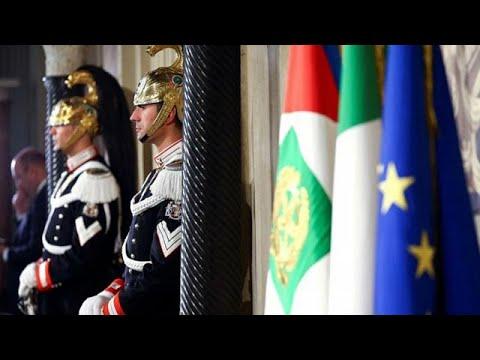 Διαβουλεύσεις για το σχηματισμό κυβέρνησης στην Ιταλία