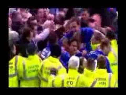 Moyes a cargo del Everton