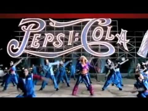 Britney - Joy Of Pepsi