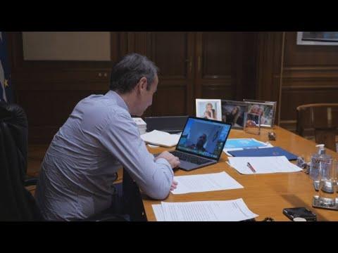 Εύσημα του πρωθυπουργού στο ΕΚΑΒ για την ετοιμότητα και την επάρκειά του