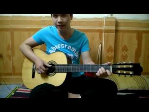 Hướng dẫn Guitar đệm hát - Bài 7: Điệu boston (móc dây) Guitar Tiến Quyết