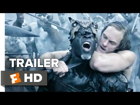 The Legend of Tarzan Official Trailer 3