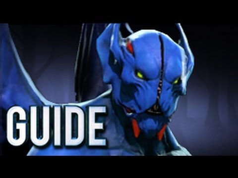 Night Stalker DOTA 2 Guide