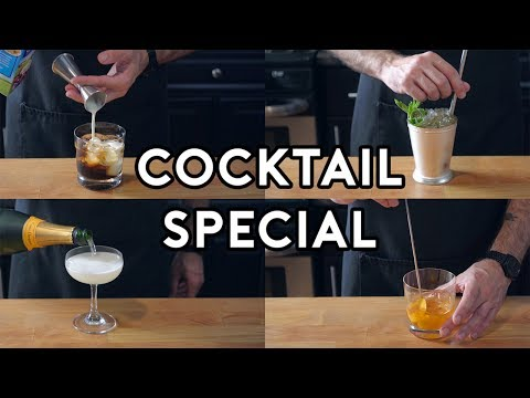 Binging with Babish Cocktails From Classic
