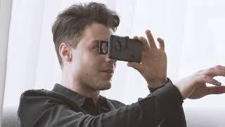 video thumbnail Pocket VR glasses, portable VR viewer NABI youtube