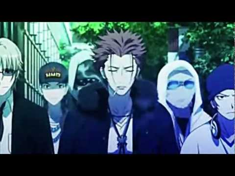 K Project AMV ASAP Goldie