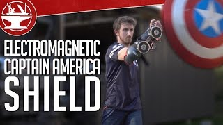Video Does Captain America's Electromagnet Shield Work? MP3, 3GP, MP4, WEBM, AVI, FLV Februari 2019