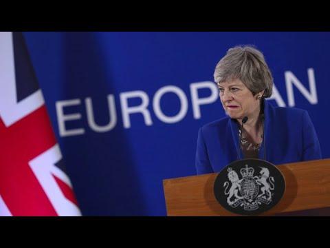 EU / Großbritannien: Brexit-Verlängerung bis Oktober  ...
