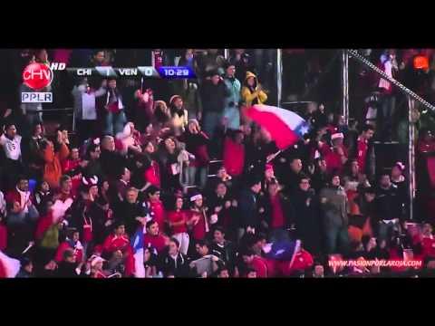 LOS MEJORES GOLES DE CHILE RUMBO A BRASIL 2014