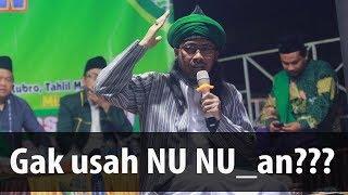 Video Jangan Ikuti Omongan Gak usah NU NU_an!!..ᴴᴰ | Sayyid Seif Alwi MP3, 3GP, MP4, WEBM, AVI, FLV Februari 2019