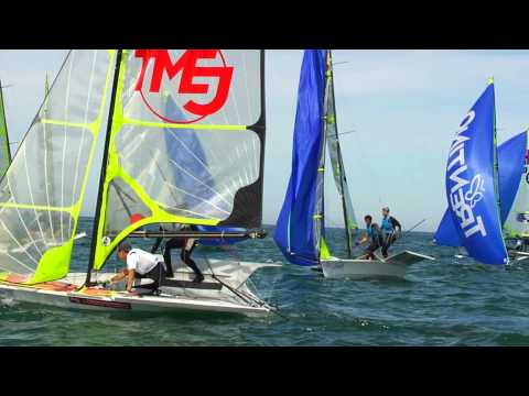 Santander 2014 ISAF Sailing World Championships - Monday 15th