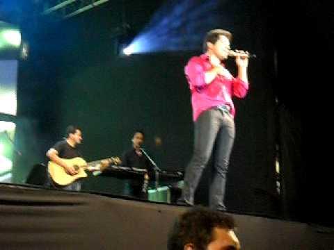 Show do Daniel em Pinhalzinho-SC 29-12-11