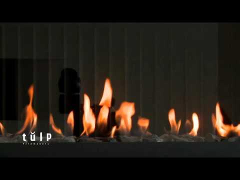 Kominek gazowy Tulp PB 145 45
