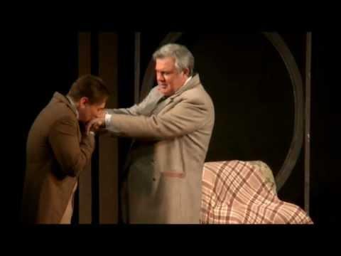 Oleg Tabakov Theatre - Even a Wise Man Stumbles
