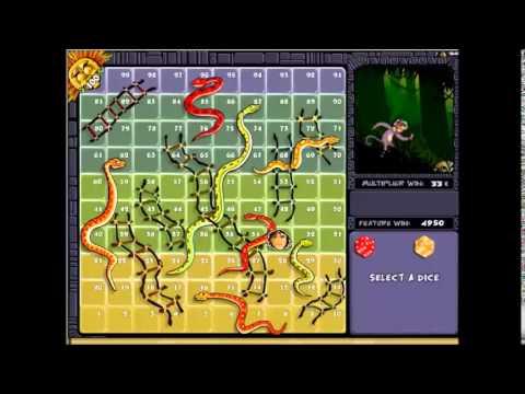 Big Kahuna   Snakes & Ladders Slots Bonus and Free Spins