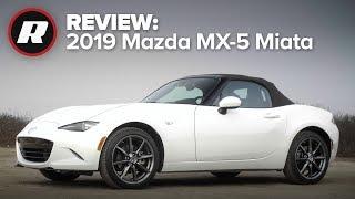 2019 Mazda MX-5 Miata: Small changes, crazy fun | Review & Road Test (4K) by Roadshow