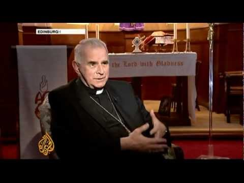 Britain's senior Catholic cleric resigns