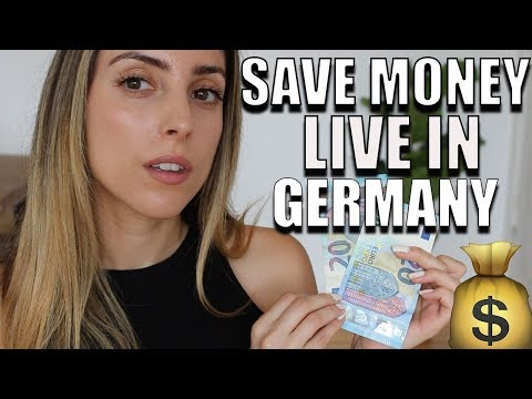 How I've Saved Money Living in Germany!