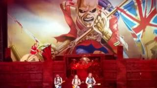 I''m not familiar with Iron Maiden so if anyone knows the song comment it below and I'll put the name of it in the Title.  Hope you guys enjoy anyways.  Sorry if the quality is bad.  I wasn't planning on recording.