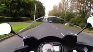 9. Suzuki GSX 1250FA Motorcycle Review