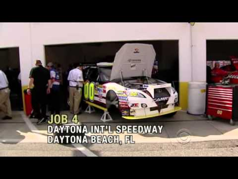Undercover Boss - NASCAR S2 EP5 (U.S. TV Series)