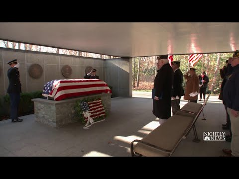 Growing Movement Honors Homeless Veterans With Dignified Farewell | NBC Nightly News