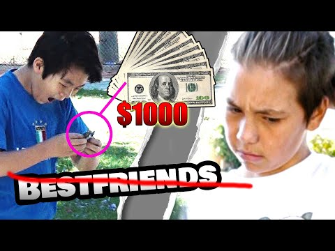 9 Year Old Boy Steals $1000. Money Destroys Friendship [Sad]  American Justice Warriors