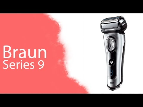 Braun Series 9-9090cc Unboxing & Test - JeTEST #5