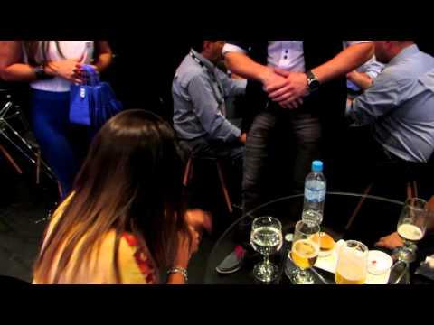 Mágico Hendrigo - Fenatran - 2015 - DAF CAMINHÕES BRASIL