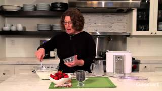 Electronic Yogurt Maker with Automatic Cooling Demo Video Icon