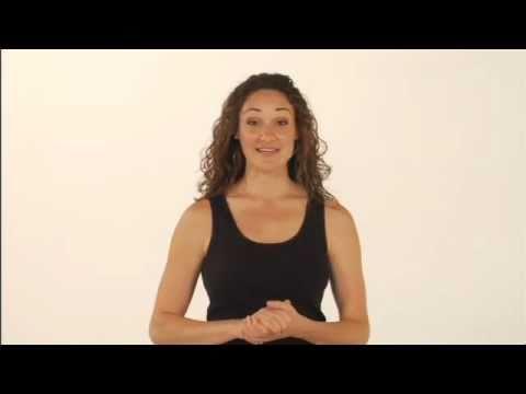 Pregnancy Exercise for PregoFIT Workouts Month 9; Clip 1