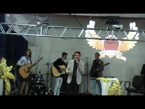 Congresso Juventude IEAD Itapejara D'Oeste - 11/10/2015 - Oração Ir Joice + Adoracao Cjto