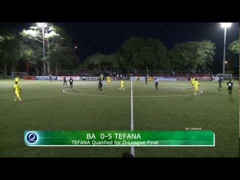2012 O-LEAGUE Match day 6 /   BA vs TEF