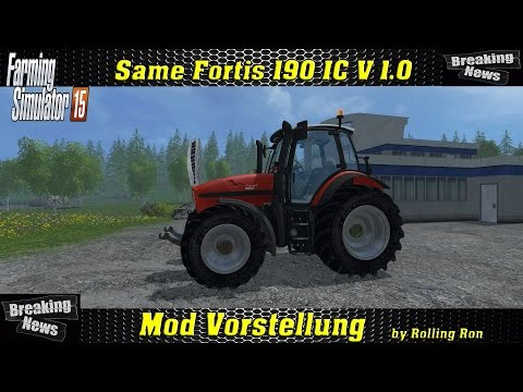 Same Fortis 190 IC V1