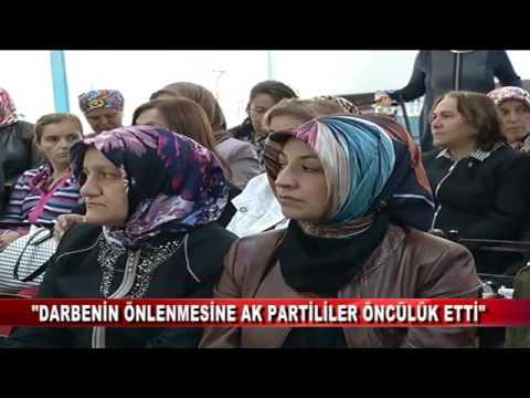 AK PARTİ'YE GEÇEN KARACASU'DA İLK TOPLANTI