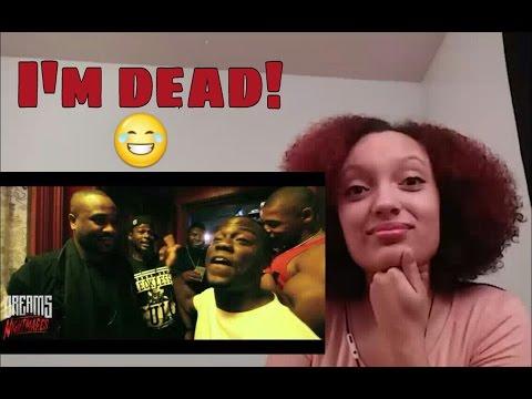 KEVIN HART KILLED THEY ASSES! | Kevin Hart vs. Meek Mills Roast Reaction