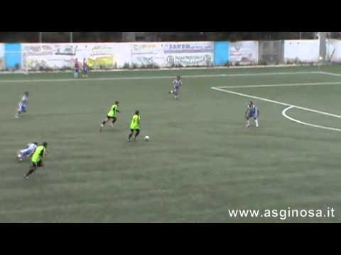 Preview video <strong>GINOSA-<strong>FASANO</strong> 0-1</strong> Esordio amaro del Ginosa