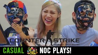 Video NOC Plays Counter Strike (Tape Challenge) MP3, 3GP, MP4, WEBM, AVI, FLV September 2018