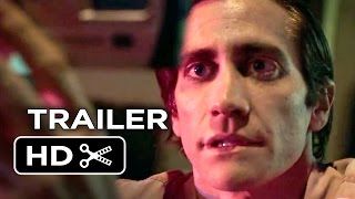 Nightcrawler Teaser TRAILER 1 (2014) - Jake Gyllenhaal Movie HD - YouTube