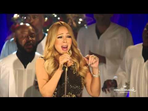 Mariah Carey - Joy To The World (Live at Mariah Carey's Merriest Christmas)
