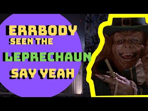 What Happened In LEPRECHAUN IN THE HOOD??!! (2000) PRIMM'S HOOD CINEMA