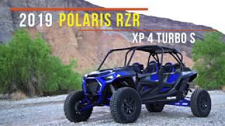 6. UTV Sports Magazine 2019 Polaris RZR XP 4 Turbo S Showcase Video