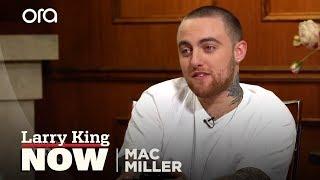 Video Mac Miller Dropped 170K On What!? | Larry King Now | Ora.TV MP3, 3GP, MP4, WEBM, AVI, FLV Juni 2019