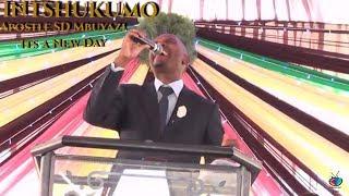 Video INTSHUKUMO (Apostle SD Mbuyazi) Its a New Day MP3, 3GP, MP4, WEBM, AVI, FLV Agustus 2018