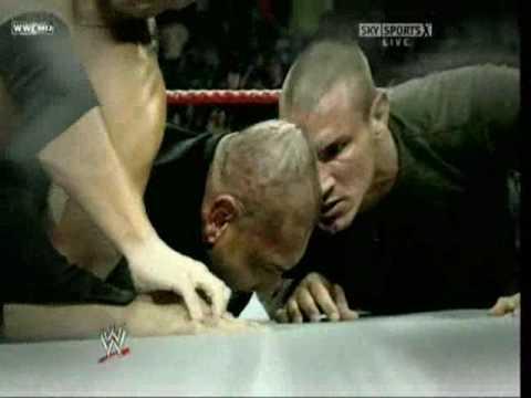 Legacy Broke Batista Hand